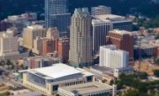 Raleigh Aerial